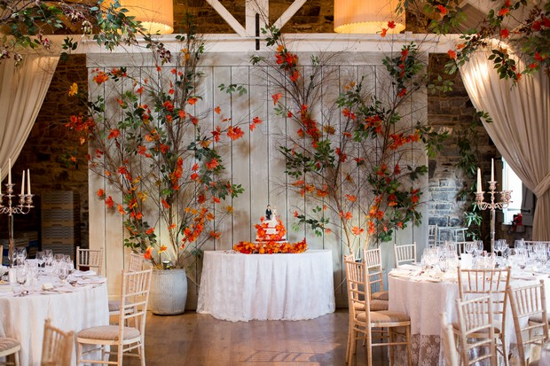 39_Autumn_Wedding_Theme_Decor_Ballymagarvey_Village_Ireland
