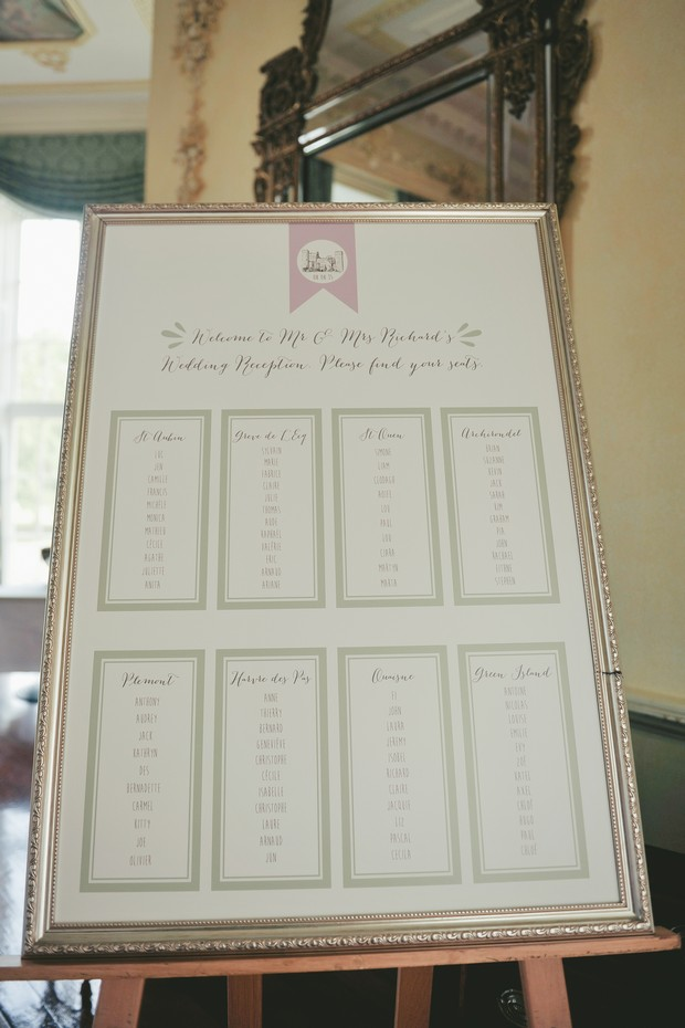 7_Rose_Quartz_Gold_Wedding_Table_Plan