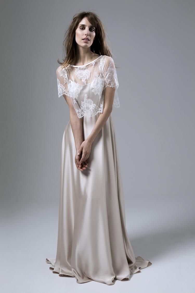 Halfpenny London 2016 Collection Flora Romance Weddingsonline