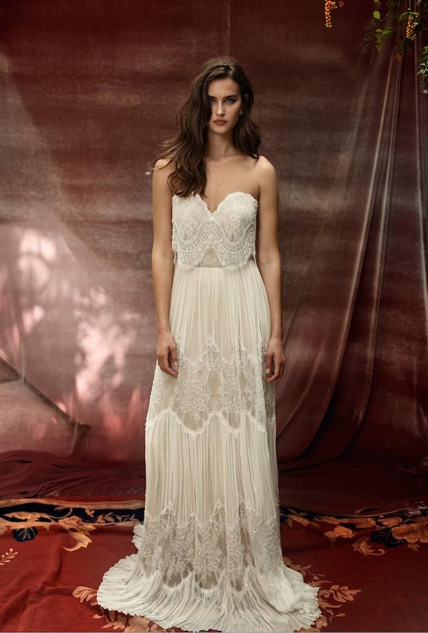 Lihi Hod Wedding Dresses - 2016 White Bohemian Collection ...