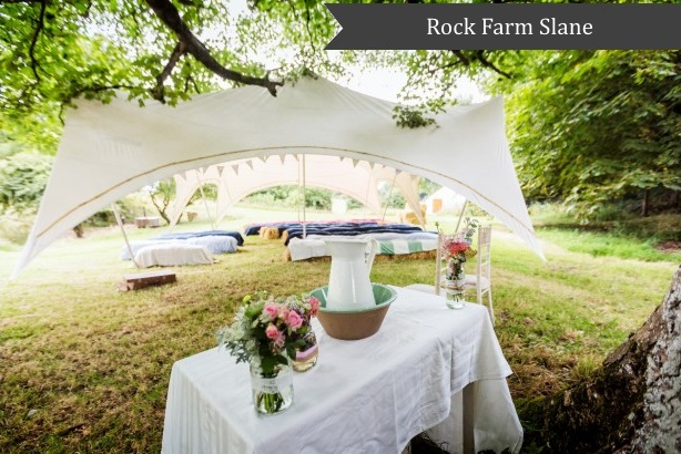 Rock Farm Slane Boho Wedding Venue Marquee Ireland Meath