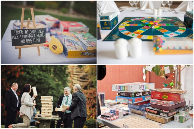 Wedding-entertainment-ideas-board-games-lawn-guests