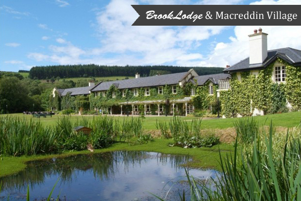 Brooklodge And Macreddin Village Wedding Venues Wicklow Ireland