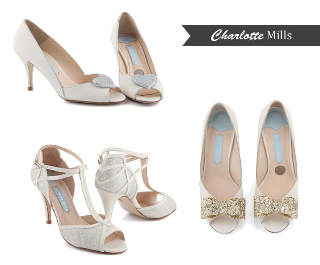 12a4e18ed280b Your Guide to Designer Wedding Shoes | weddingsonline