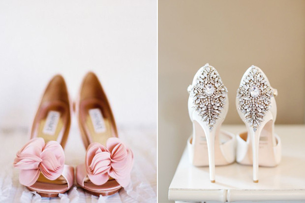 Guide To Designer Wedding Shoes
