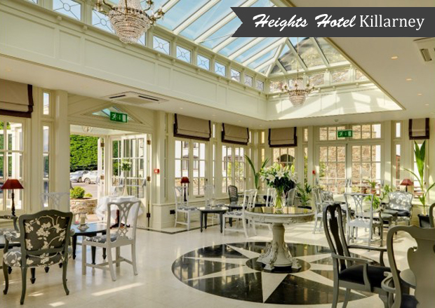 Heights Hotel Killarney Wedding Venues Kerry