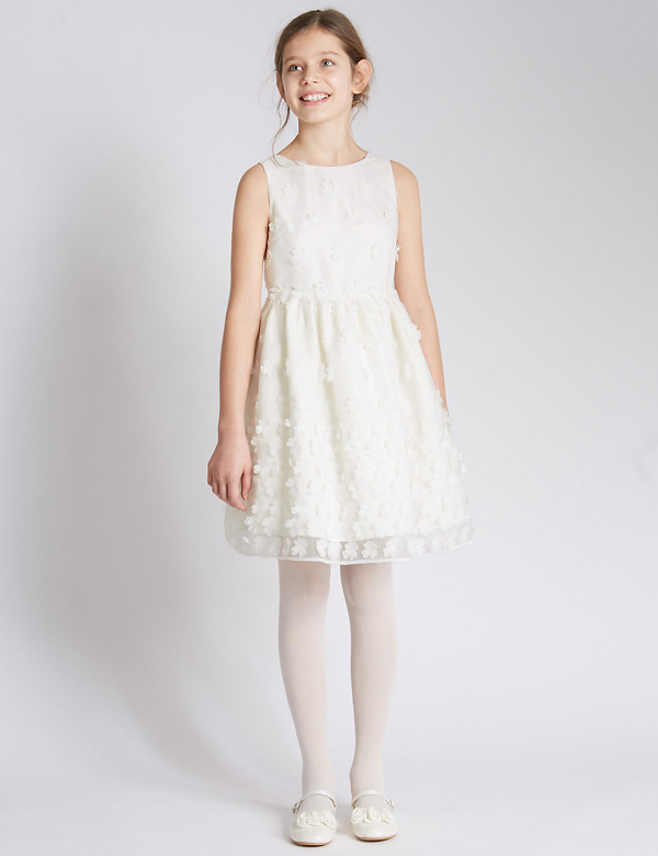 ivory-flower-girl-dresses-marks-and-spencer