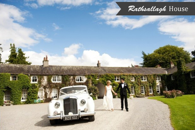 Rathsallagh House Wedding Venue Wicklow Ireland