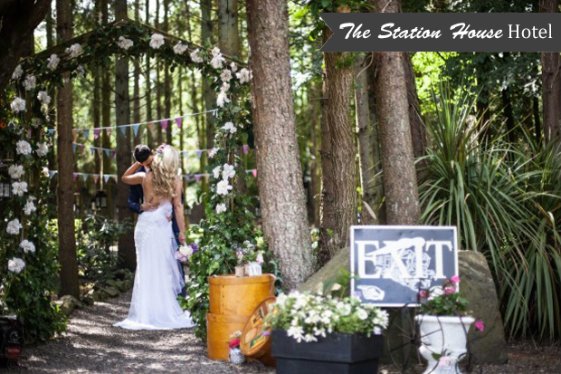 The Station House Hotel Alternative Wedding Venue Ireland