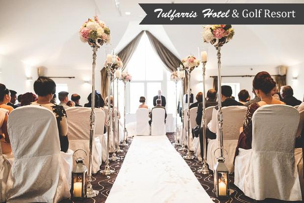 Tulfarris Hotel And Golf Resort Wedding Venues Wicklow