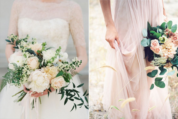 Top wedding flower trends for 2016 weddingsonline