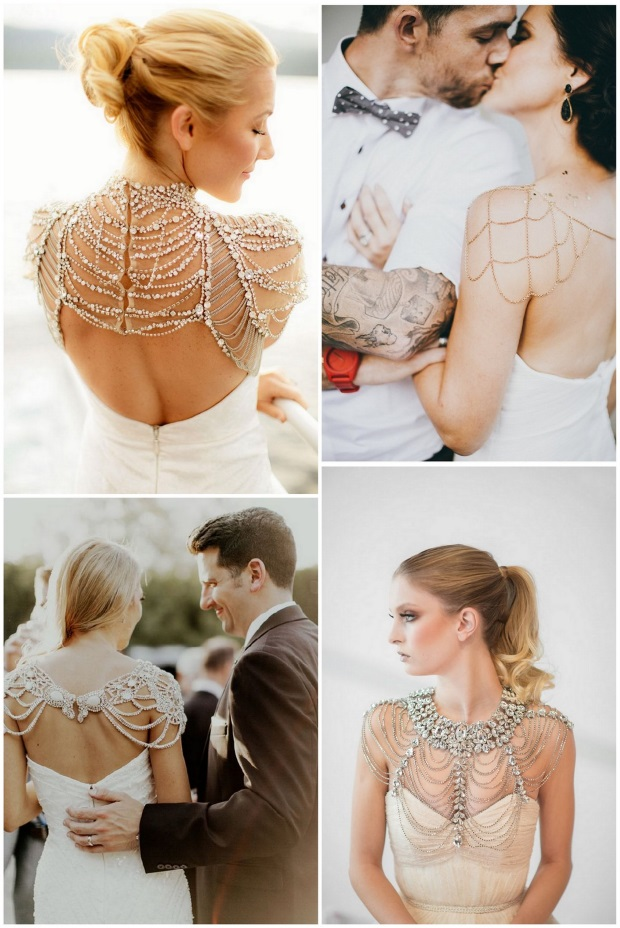 wedding-trends-2016-dress-shoulder-jewelry
