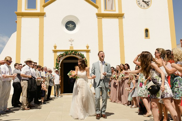 28 White Portuguese Church Wedding Destination Summer