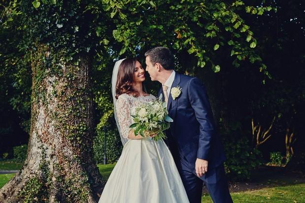 A Delightful Dunboyne Castle Wedding By DKPHOTO