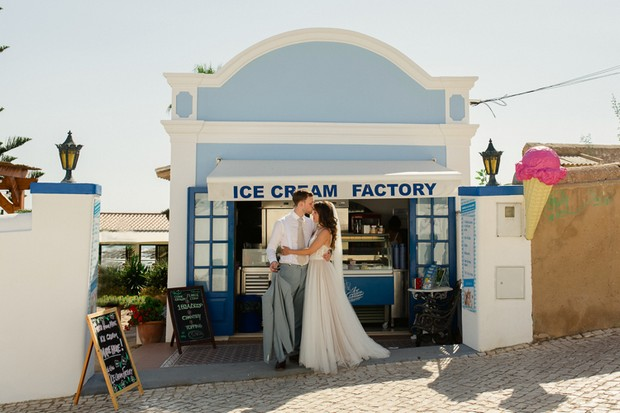 Ice Cream Factory Summer Wedding Trends