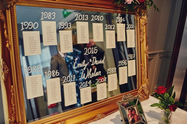 37-wedding-table-name-ideas-years-special-mirror