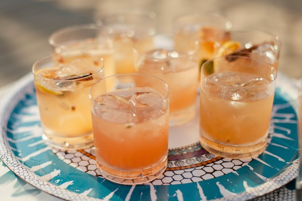 39-Dream-Destination-Wedding-Peach-Orange-Fresh-Cocktails