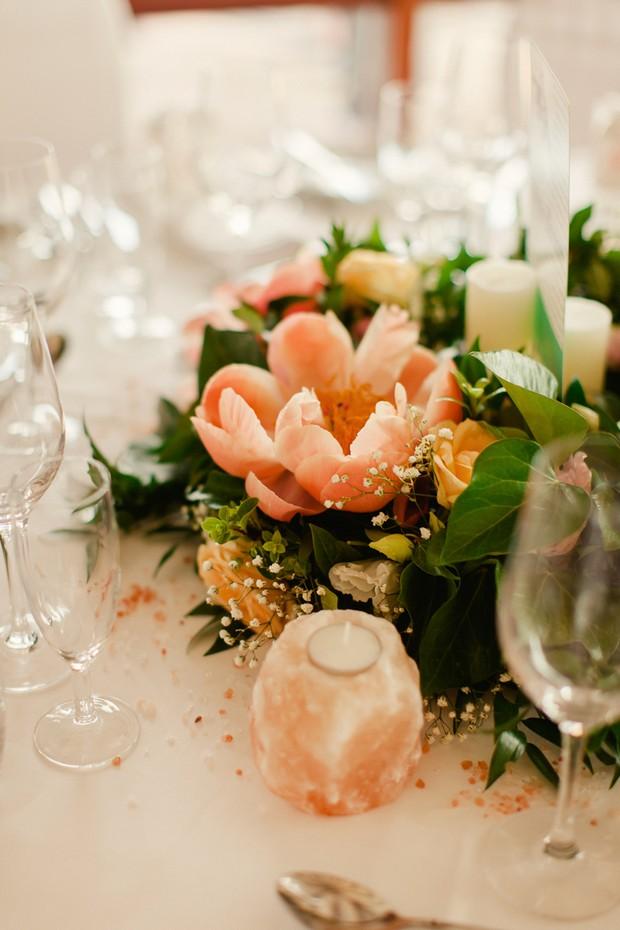 49-Dream-Destination-Wedding-Algarve-Portugal-Table-Decor-Beach-Wedding-Pink-Salt-candles