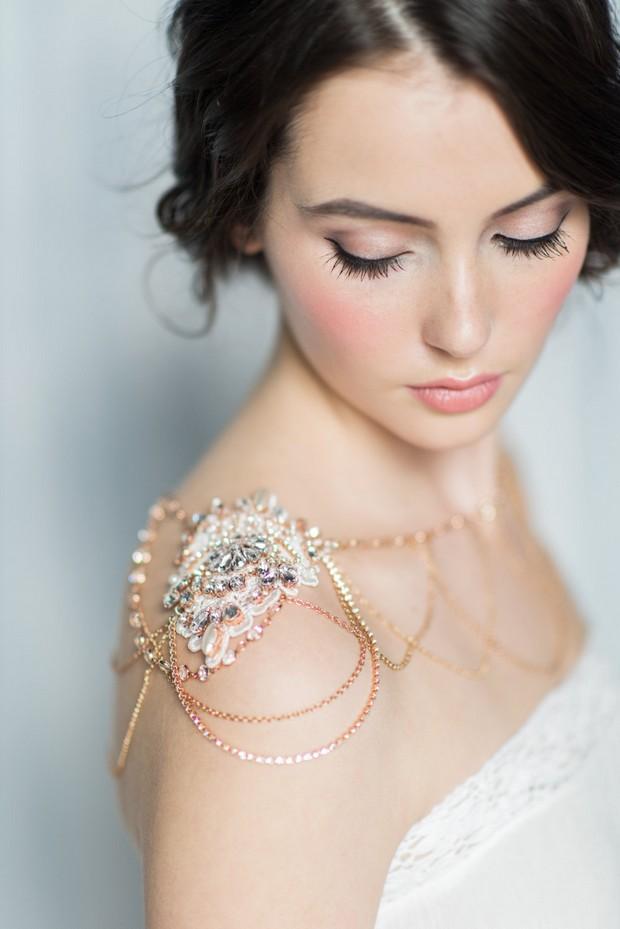 Rose-Gold-Bridal-Shoulder-Jewelry-BlairNadeauMillinery-weddingsonline