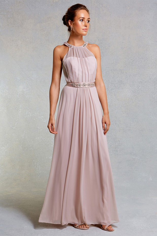 Pink Wedding Dresses Ireland : Stunning blush bridesmaid dresses weddings