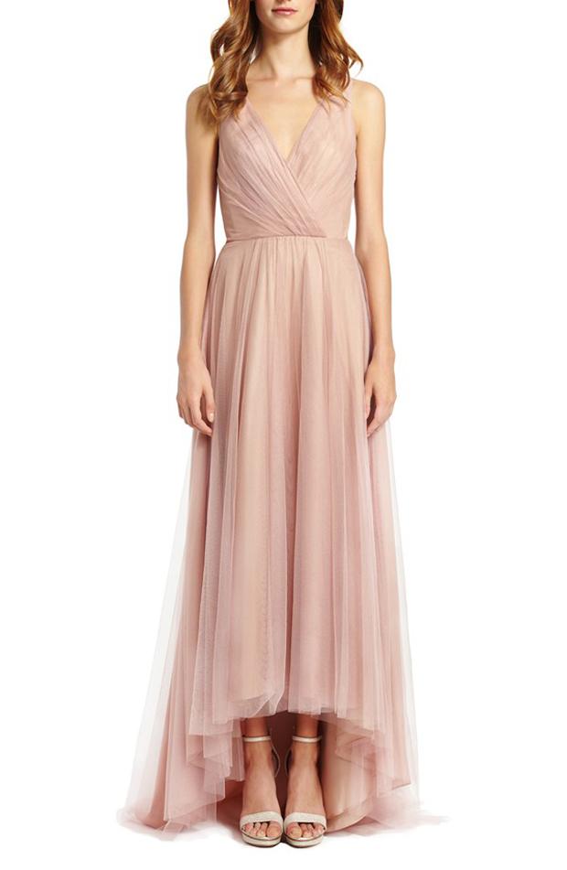 17 Stunning Blush Bridesmaid Dresses