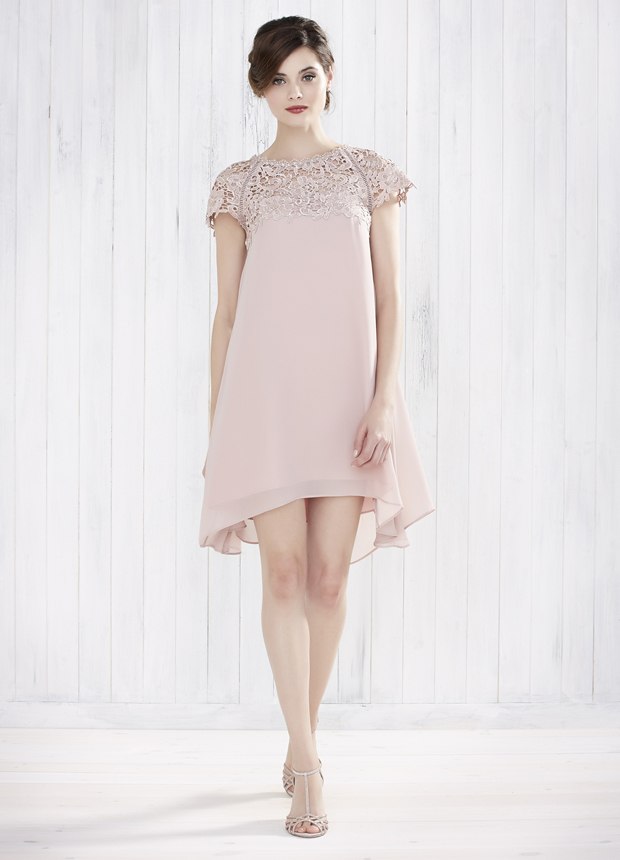 Blush Wedding Dress Dublin : Stunning blush bridesmaid dresses weddings