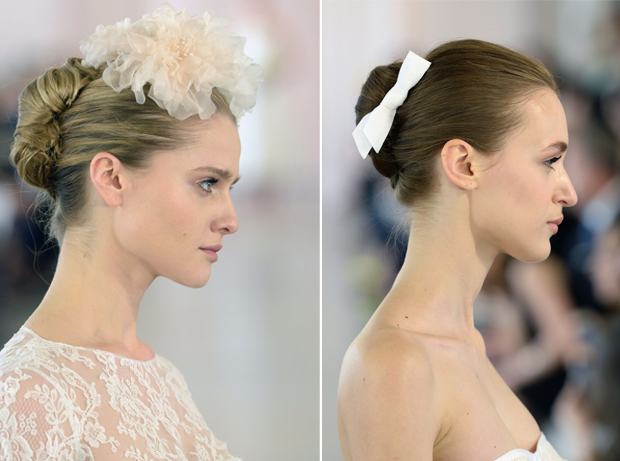 10 Top Wedding Hair Trends From Bridal Fashion Week 2016 Weddingsonline