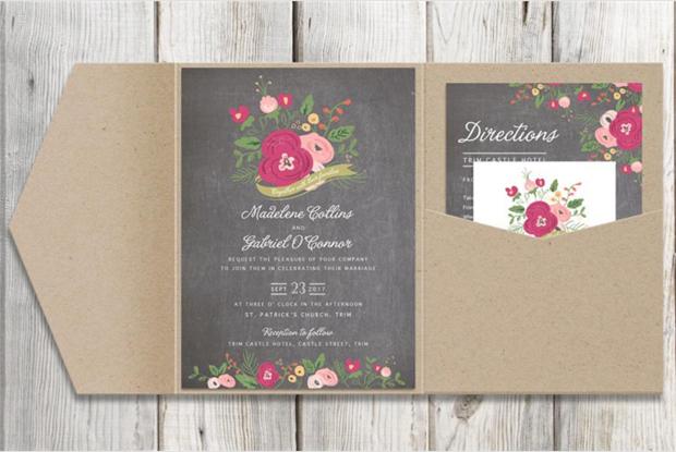 chalk-board-floral-wedding-invite-by-appleberry-press