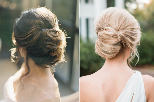 Romantic Bridal Hairstyle : Wedding hairstyles bridal updos weddings