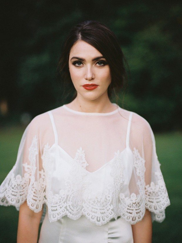 etsy-bridal-capelet-lace-trimmed