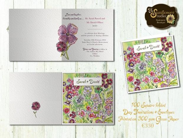 floral-wedding-invite-the-sunflower-studio