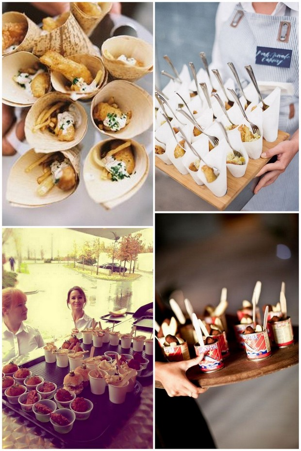 foodie-wedding-bar-fish-and-chips-snack-ideas