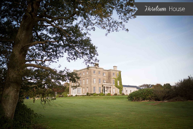 horetown-house-country-house-wedding-venues