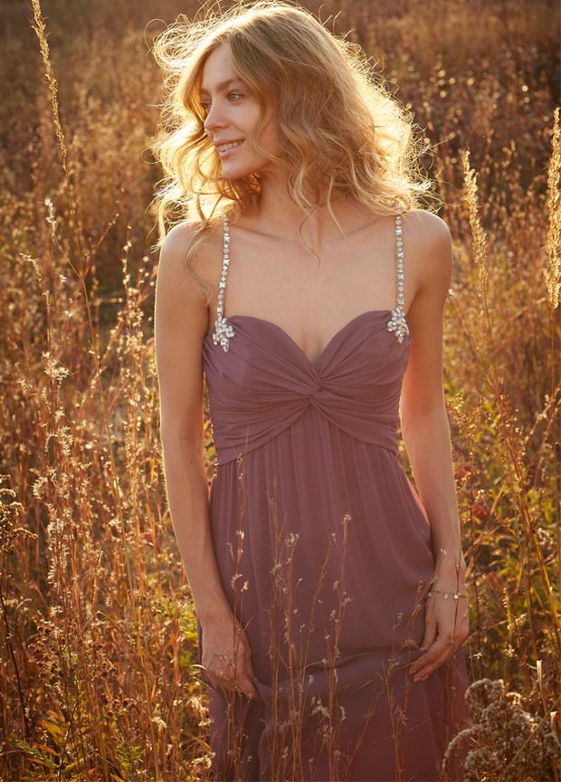 The Gorgeous Jim Hjelm Occasions Spring 2016 Bridesmaid ...