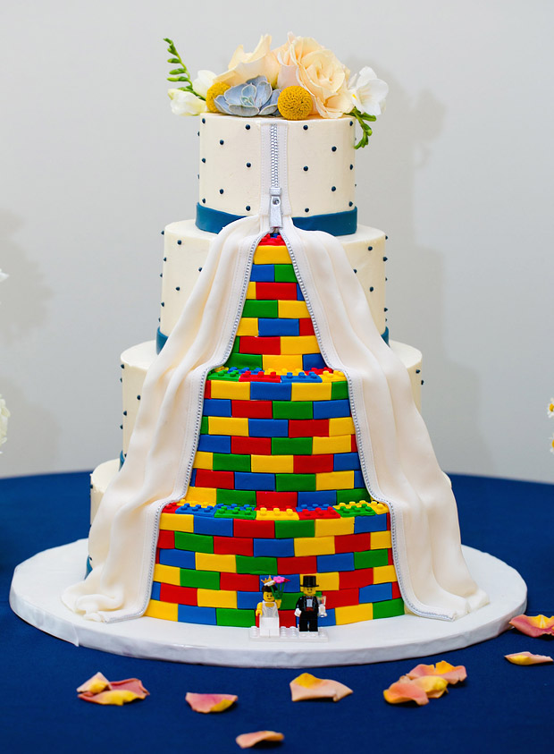 Your Lego Wedding