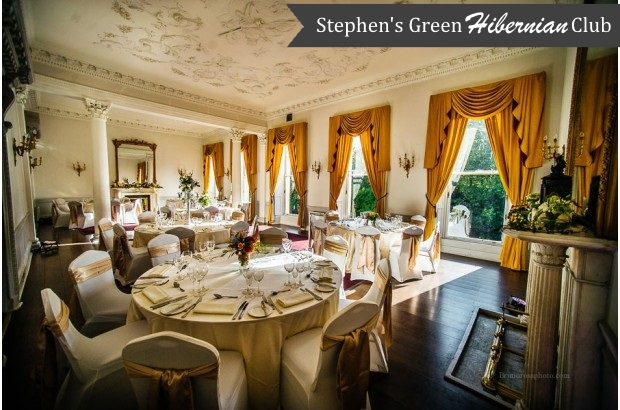 st.stephen's-green-hibernian-club-dublin-wedding-venues