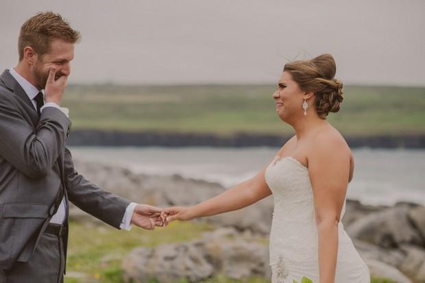 16-Emotional-groom-first-look-wedding-photo-ideas-Pier-Aspect-Photography