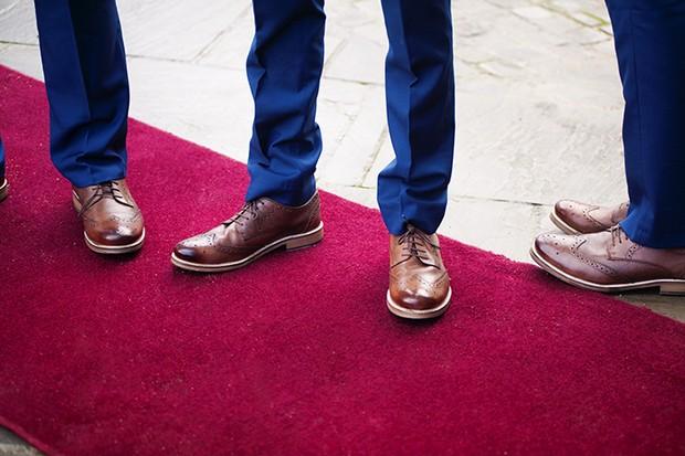17-Groomsmen-Accessories-Brown-Shoes-Navy-Suit-Wedding