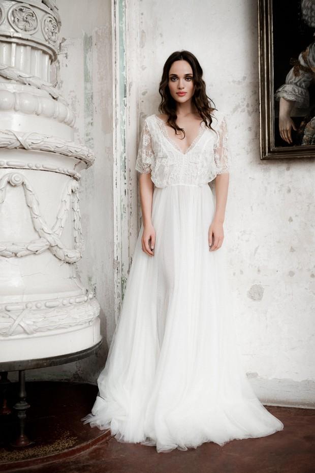 Hermoso-boho-vestido-de-novia-top-suelto-falda-de-gasa-Daarlarna-Bridal
