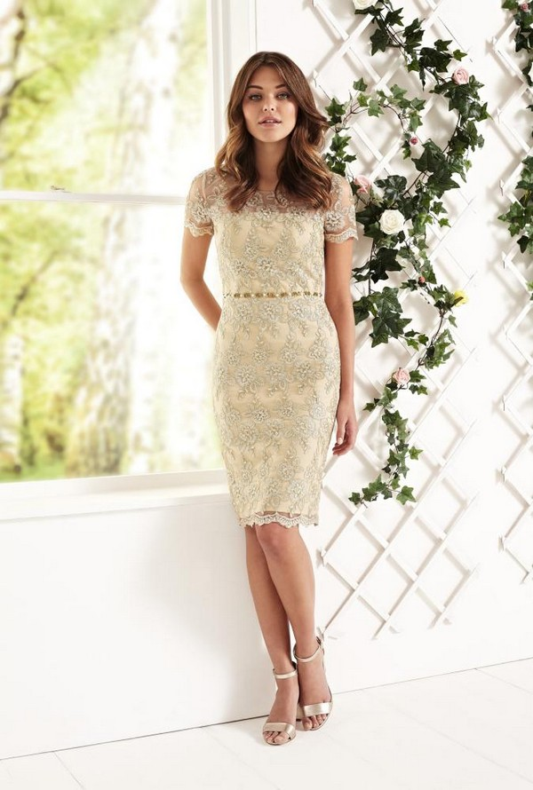 Wonderful Cream Dresses For A Wedding Pictures Inspiration - Wedding ...