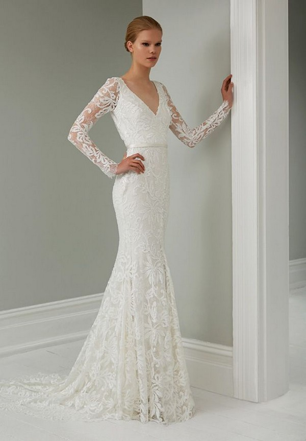 Lace-Steven-Khalil-Wedding-Dress-Collection