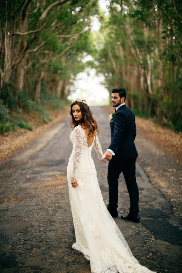 Long-Lace-Sleeve-Wedding-Dress-Leah-Da-Gloria-TL-2