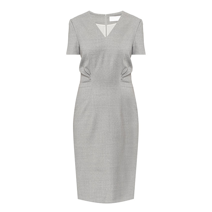 Smart-grey-mother-of-the-bride-dress-hugo-boss-BT