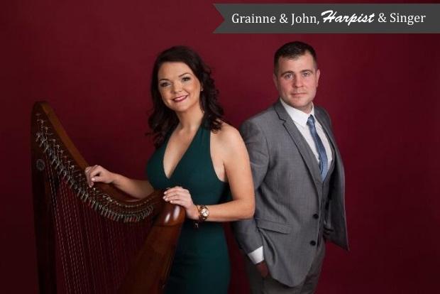 Wedding-Harpist-Church-Singer-Ireland-Claire-John-weddingsonline