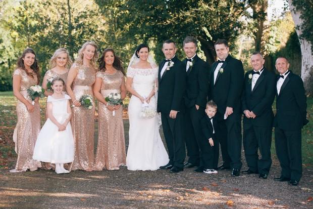 bridal-party-biyne-hill-house-wedding