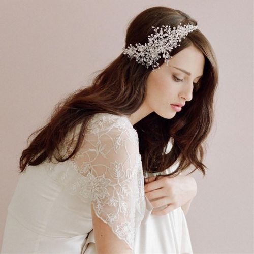 Headpieces For Weddings Ireland: 24 Fabulous Vintage Wedding Hair Accessories For A Glam