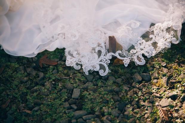 end-of-bride's-veil