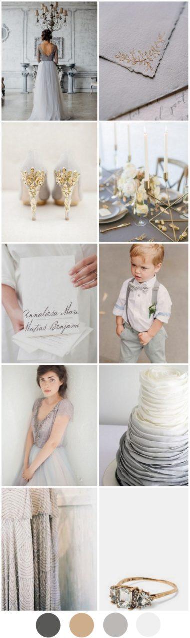 grey-gold-minimal-wedding-colours-2016-2017