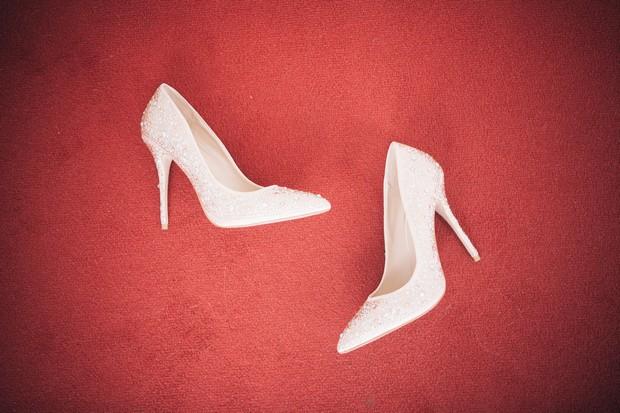 sparkly-bridal-wedding-shoes-boyne-hill-house-estate-wedding
