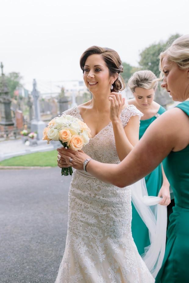 24-Elegant-Newpark-Hotel-Wedding-Ireland-Eden-Photography-Bride-Bouquet
